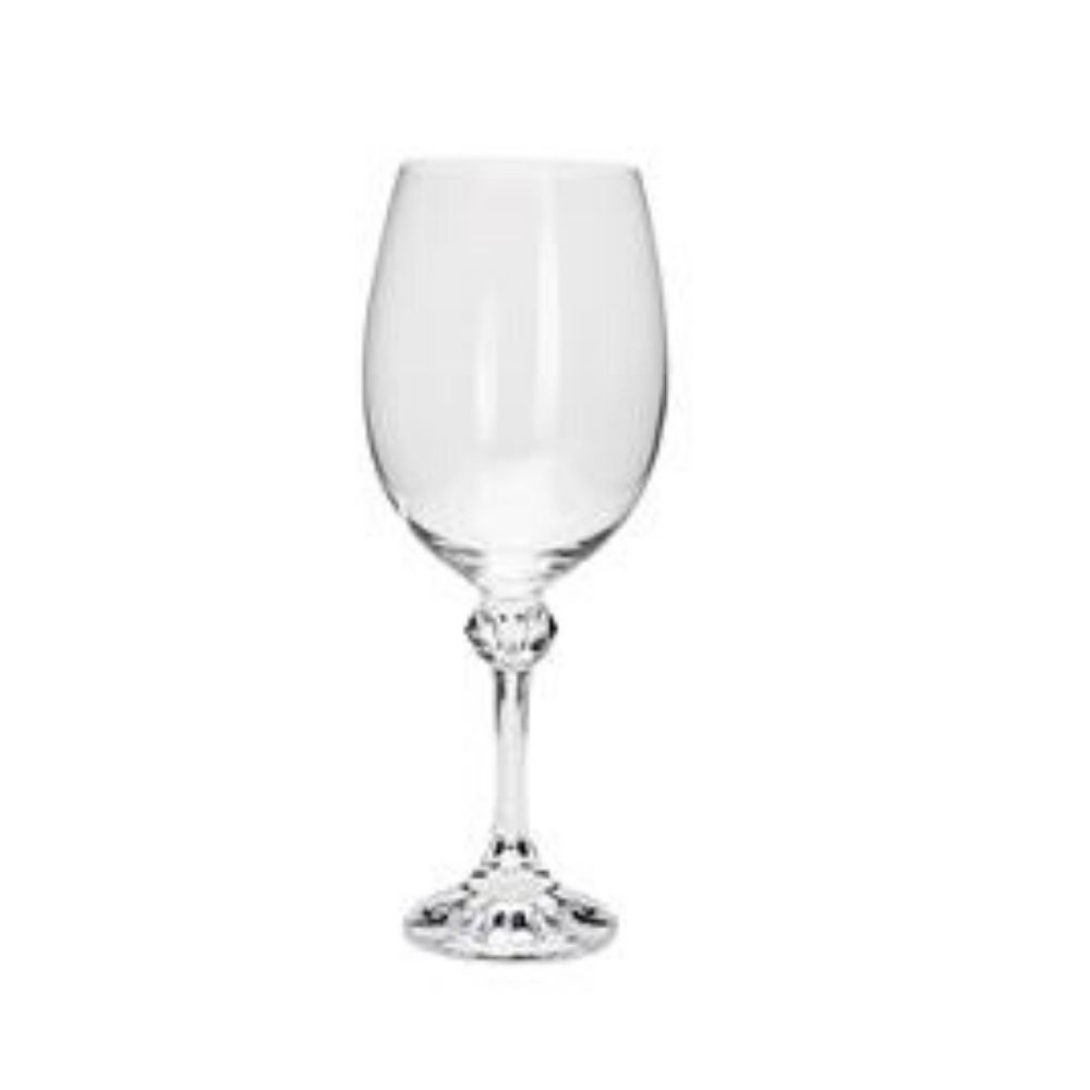 Taça Champagne Klaudie 180 Ml Bohemia 4S149/180