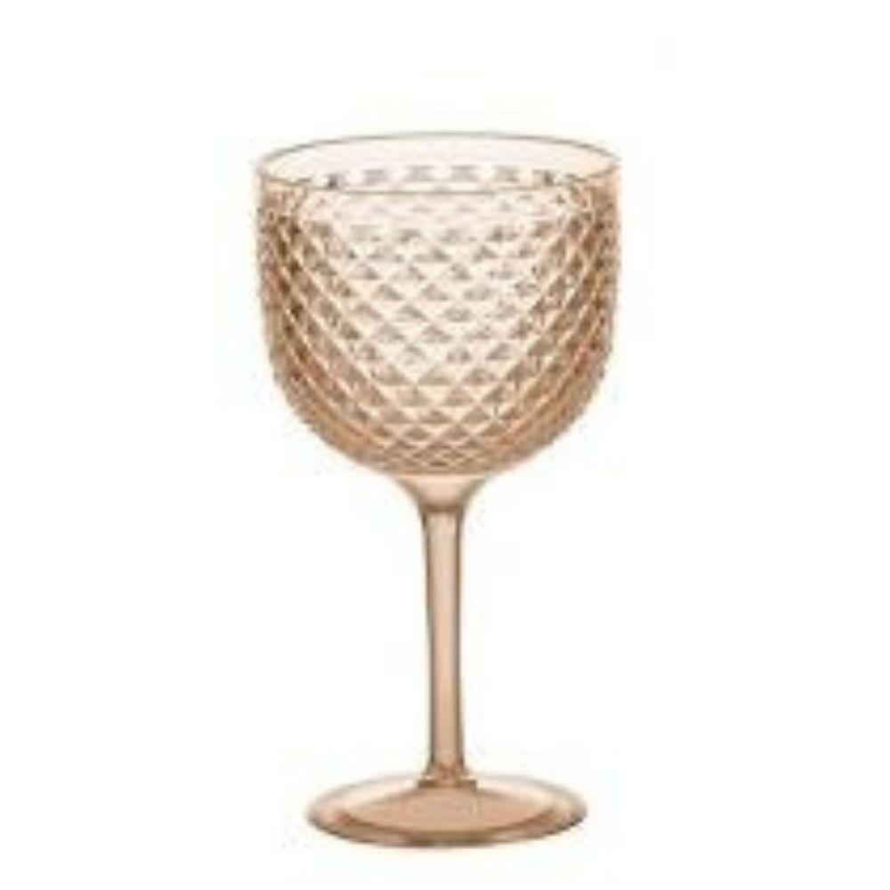 Taca Paramount Luxxor Gin Acrilico Amber Cint 600Ml 1417