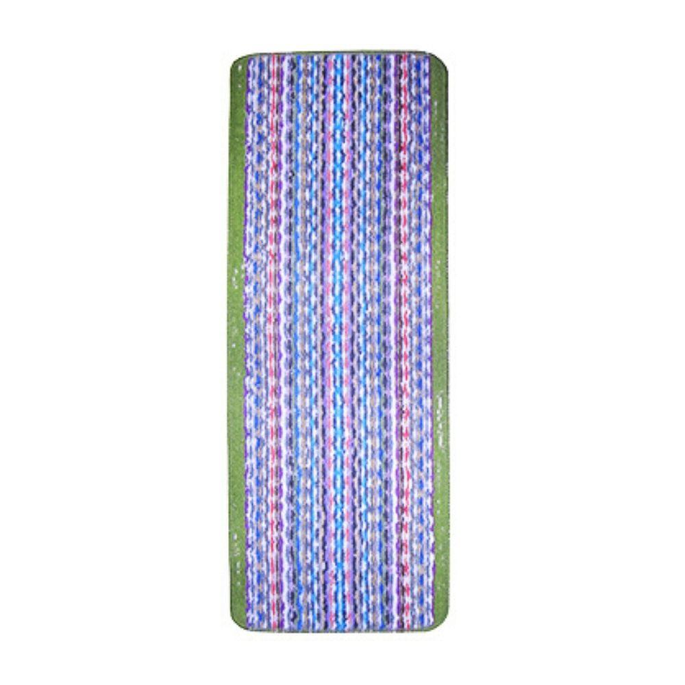 Tapete Passadeira Multicolor Pratapetes 1.10 X40Cm