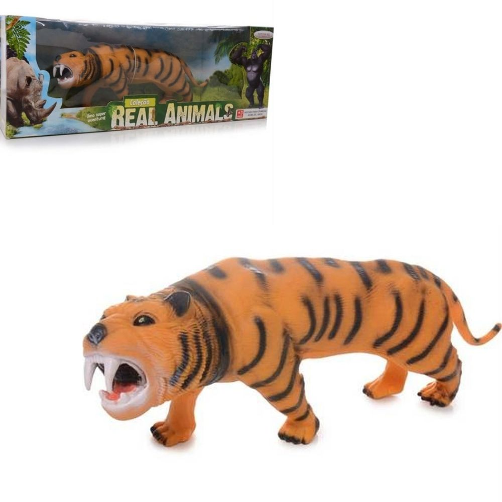 Tigre Bee Toys Real Animals 0506