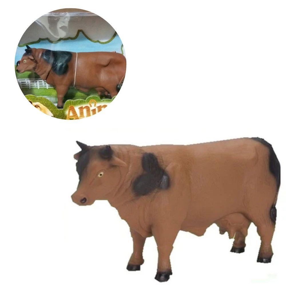 Vaca Bee Toys Diversos Animais Farm 520