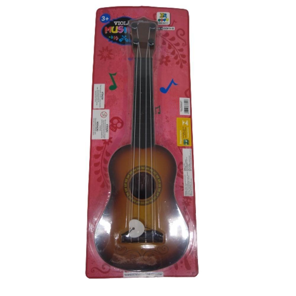 Violão Musical Grande Jr0364 Jrtoys