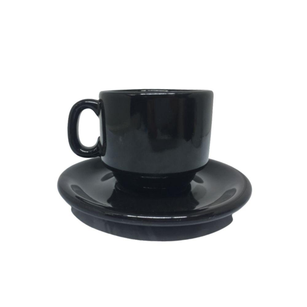 Xícara Porcelart Pires Chá com Pires 604