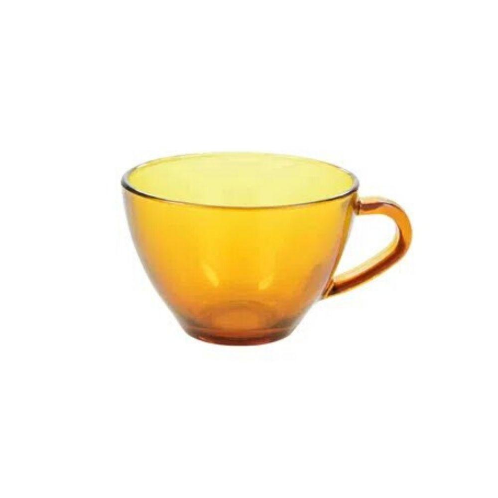 Xícara Vidro Amber 210 Ml Sem Pires 62785 Upp02A
