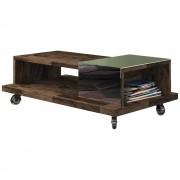 Mesa de Centro HB Móveis Bella Deck - HB Móveis
