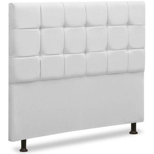 Cabeceira Sleep Plus Casal 140cm Branco