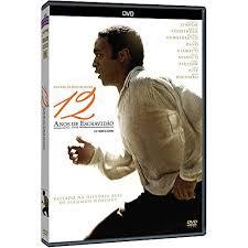 12 ANOS DE ESCRAVIDÃO - DVD