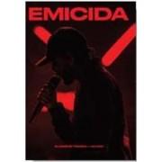 10 ANOS DE TRIUNFO (AO VIVO) - EMICIDA DVD