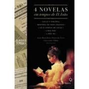 4 Novelas em Tempo de D. João