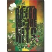50 MELHORES RAGGA REGGAE HITS - DVD