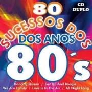 80 Sucessos dos Anos 80 CD Duplo