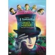 A FANTÁSTICA FÁBRICA DE CHOCOLATE - DVD