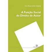 A FUNÇAO SOCIAL DO DIREITO DE AUTOR