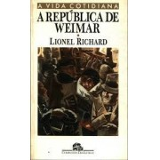 A REPUBLICA DE WEIMAR