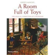 A room full of toys. The magical characters of childhood