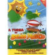 A TURMA DO BALÃO MÁGICO (CD+DVD) (DUPLO)