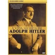 A VIDA SECRETA DE ADOLPH HITLER DVD