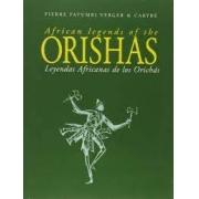 African legend of the orishás. Legendas africanas de los orichás