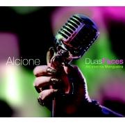 ALCIONE - DUAS FACES (AO VIVO NA MANGUEIRA)