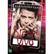 Alejandro Sanz Sirope Vivo DVD