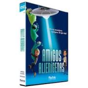 AMIGOS ALIENÍGENAS DVD
