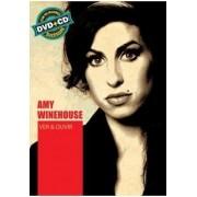 AMY WINEHOUSE COLEÇÃO VER E OUVIR (CD+DVD)