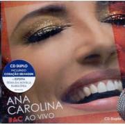 Ana Carolina – #AC Ao Vivo CD Duplo