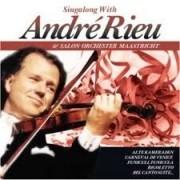 André Rieu CD Singalong With