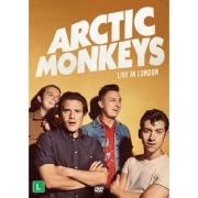 ARCTIC MONKEYS - LIVE IN LONDON - DVD