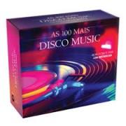 As 100 mais Disco Music - Box com 5 Cds