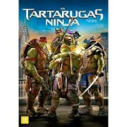 AS TARTARUGAS NINJAS DVD