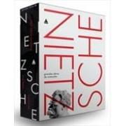 Assim falou Zaratustra. O anticristo. Ecce Homo. Box com 3 volumes.