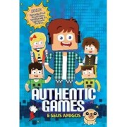 AUTHENTIC GAMES E SEUS AMIGOS DVD