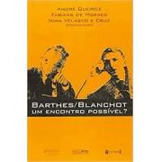 Barthes/Blanchot: um encontro possível?