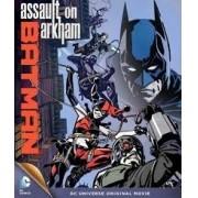 BATMAN: ASSALTO EM ARKHAM - DVD