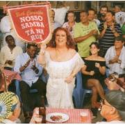 Beth Carvalho – Nosso Samba Tá Na Rua