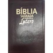 BIBLIA SAGRADA COM REFLEXOES DE LUTERO