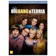 Big Bang: A Teoria - 8ª Temporada - Blu Ray 3 discos