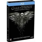 (BLU-RAY) GAME OF THRONES - 04ª TEMPORADA (QTD: 5)