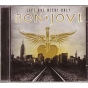 Bon Jovi – Live One Night Only - CD