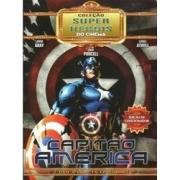CAPITAO AMERICA - COLEÇAO SUPER HEROIS DO CINEMA (DVD COM 7 EPISODIOS)