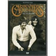 CARPENTERS - THE LIVE HISTORY