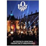 (CD+DVD) O RAPPA - ACÚSTICO OFICINA FRANCISCO BRENNAND (DUPLO) DVD