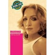 (CD+DVD) MADONNA COLEÇÃO VER E OUVIR (DUPLO)