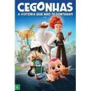 CEGONHAS - A HISTÓRIA QUE NÃO TE CONTARAM - DVD