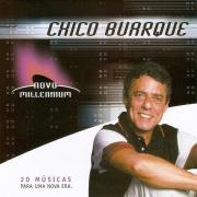 CHICO BUARQUE - NOVO MILLENNIUM: 20 MUSICAS PARA UMA NOVA ERA - CD