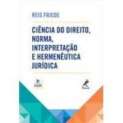 CIENCIA DO DIREITO, NORMA, INTERPRETAÇAO E HERMENEUTICA JURIDICA