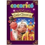 COCORICÓ CONTA CLÁSSICOS DVD