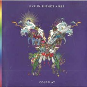 Coldplay ‎– Live In Buenos Aires CD Duplo