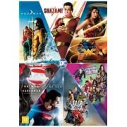 COLEÇÃO DC - 7 FILMES  DVD